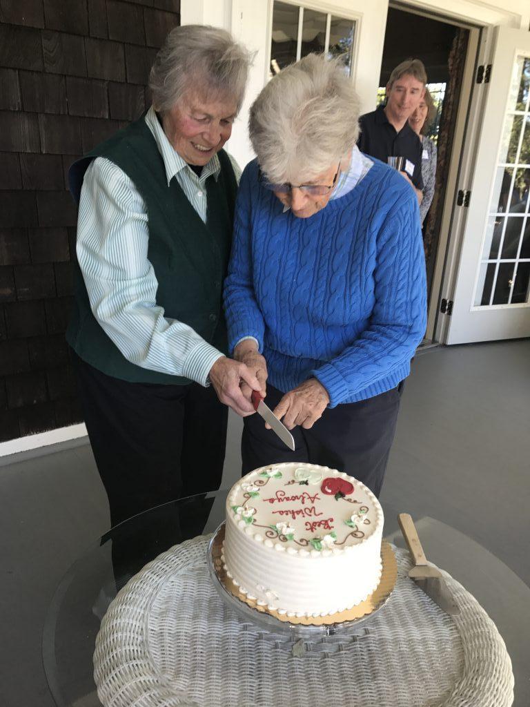 Linda & Lynda Retirement Party