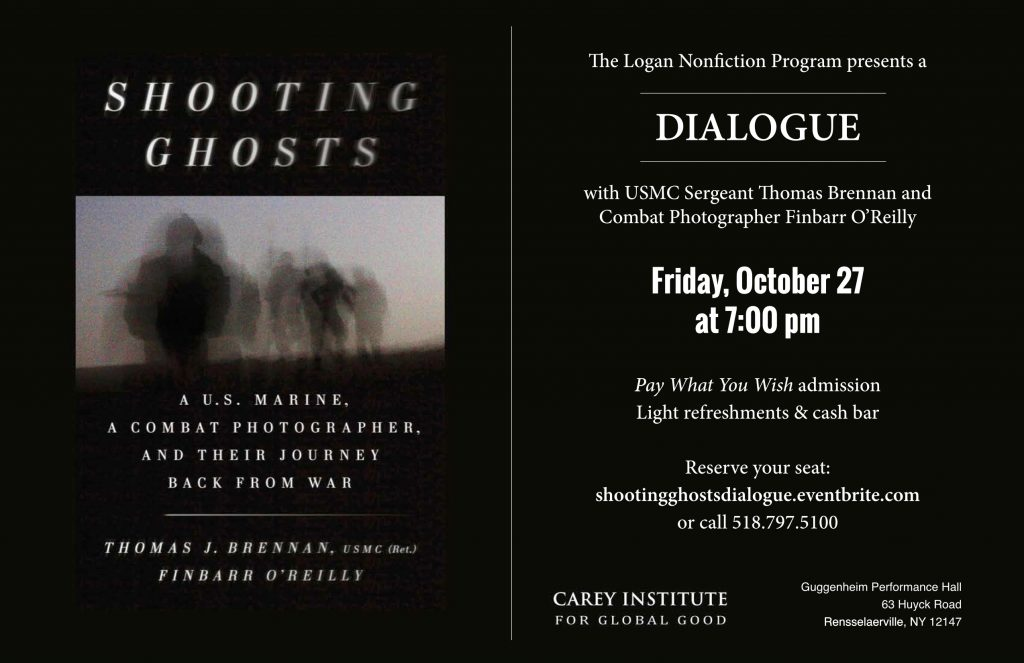 Shooting Ghosts Poster