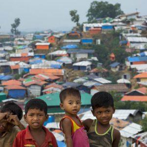 Daily Life Inside Rohingya Refugee Camp
