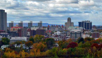 Albany+Skyline